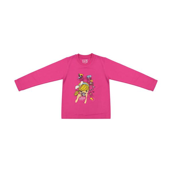 تی شرت دخترانه سون پون مدل 1391388-88