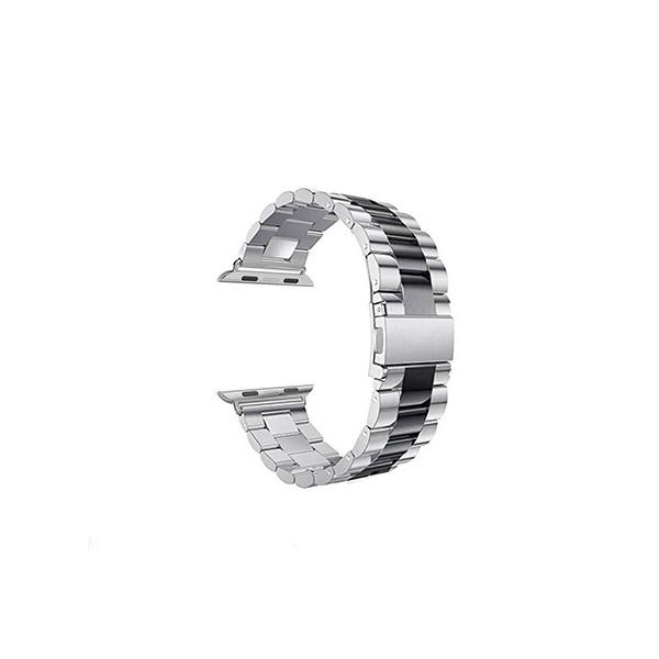 بررسی و {خرید با تخفیف} بند مدل nxe56مناسب برای اپل واچ 42/44 میلی متری اصل