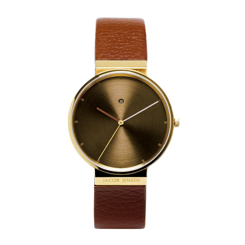 قیمت                      ساعت مچی عقربه ای جیکوب جنسن مدل Dimension 844