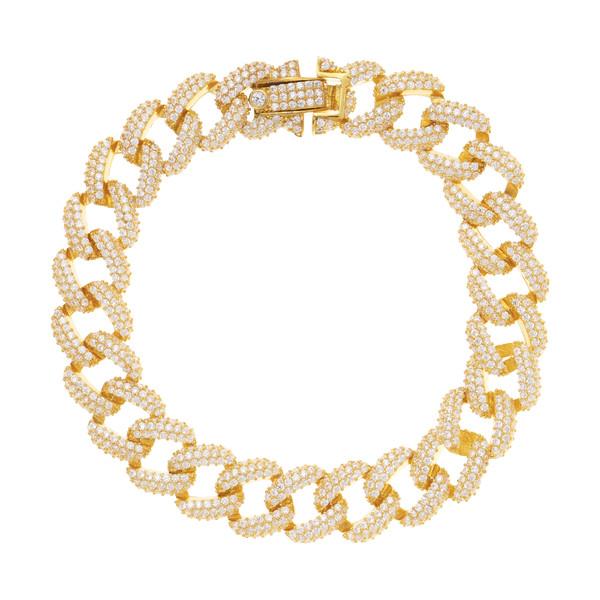 دستبند نقره زنانه سینانر کد SNR-R076