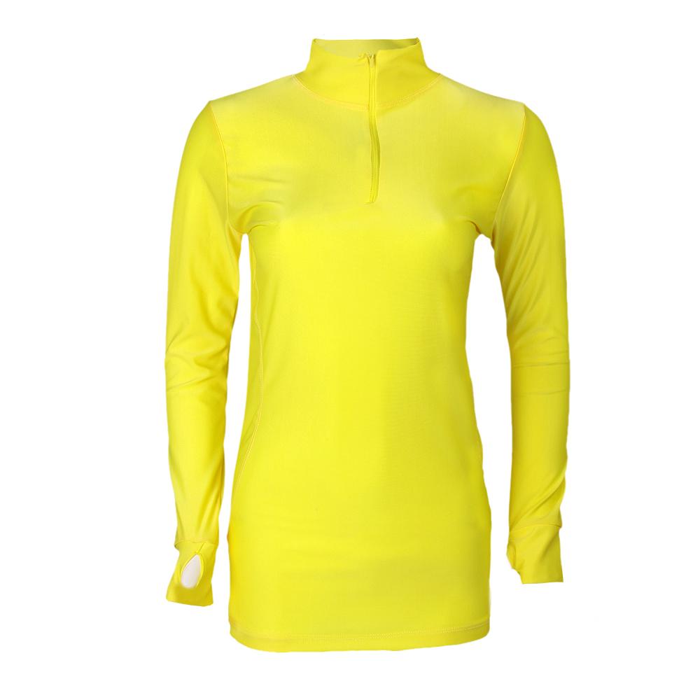 تی شرت آستین بلند ورزشی زنانه وی کی اسپورت مدل 5001