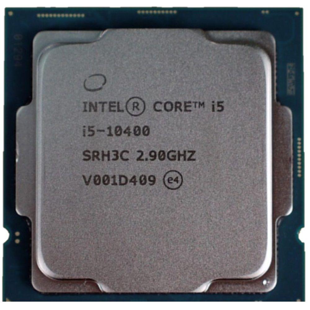 پردازنده مرکزی اینتل سری Comet Lake مدل Core i5-10400 تری