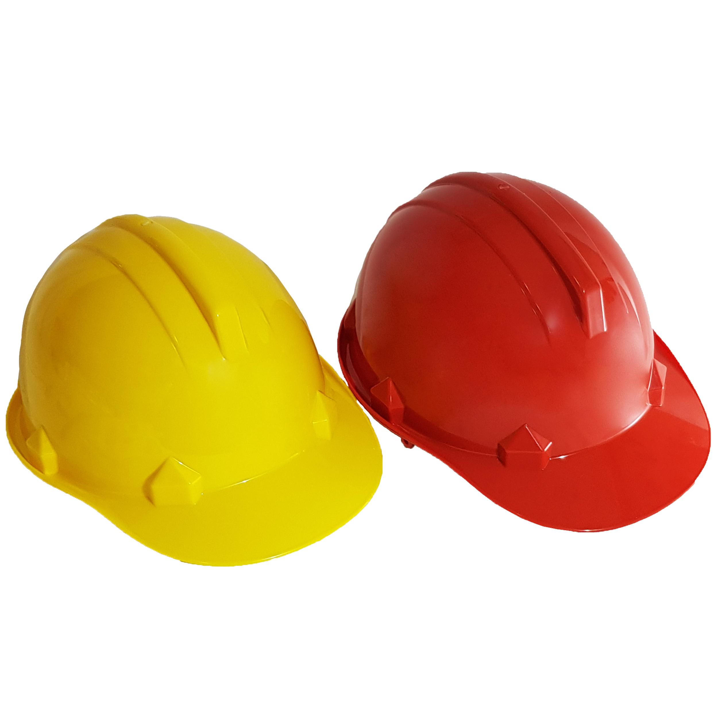 کلاه ایمنی مدل 1001 مجموعه 2 عددی