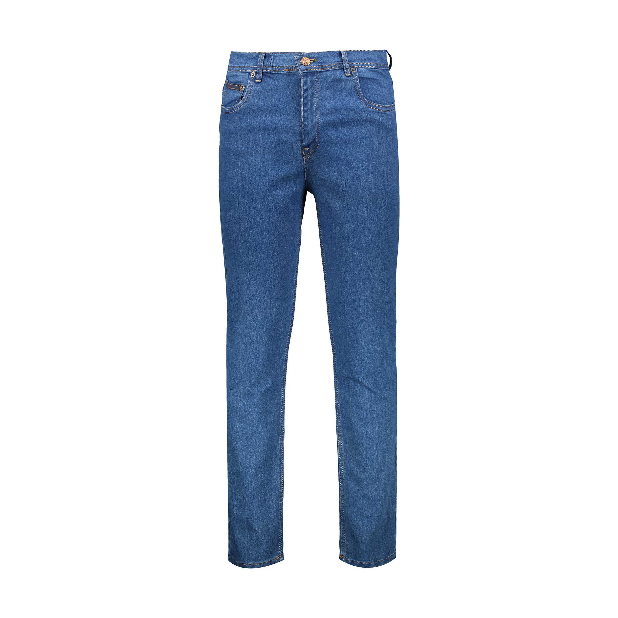 شلوار جین مردانه مدل MO کد M1720-6