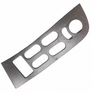 قاب روی دکمه شیشه بالابر و کلید آینه سمت چپ خودرو مدل KM 23356 مناسب برای سمند