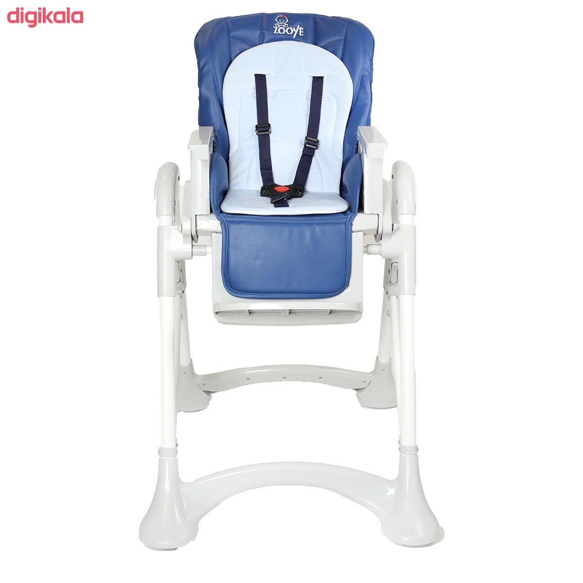 صندلی غذاخوری کودک زویی مدل  z110 main 1 1