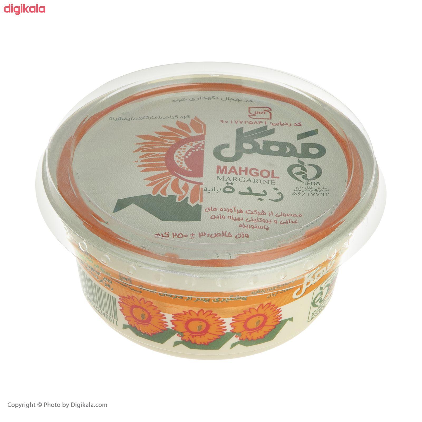 کره گیاهی مهگل - 250 گرم  main 1 2