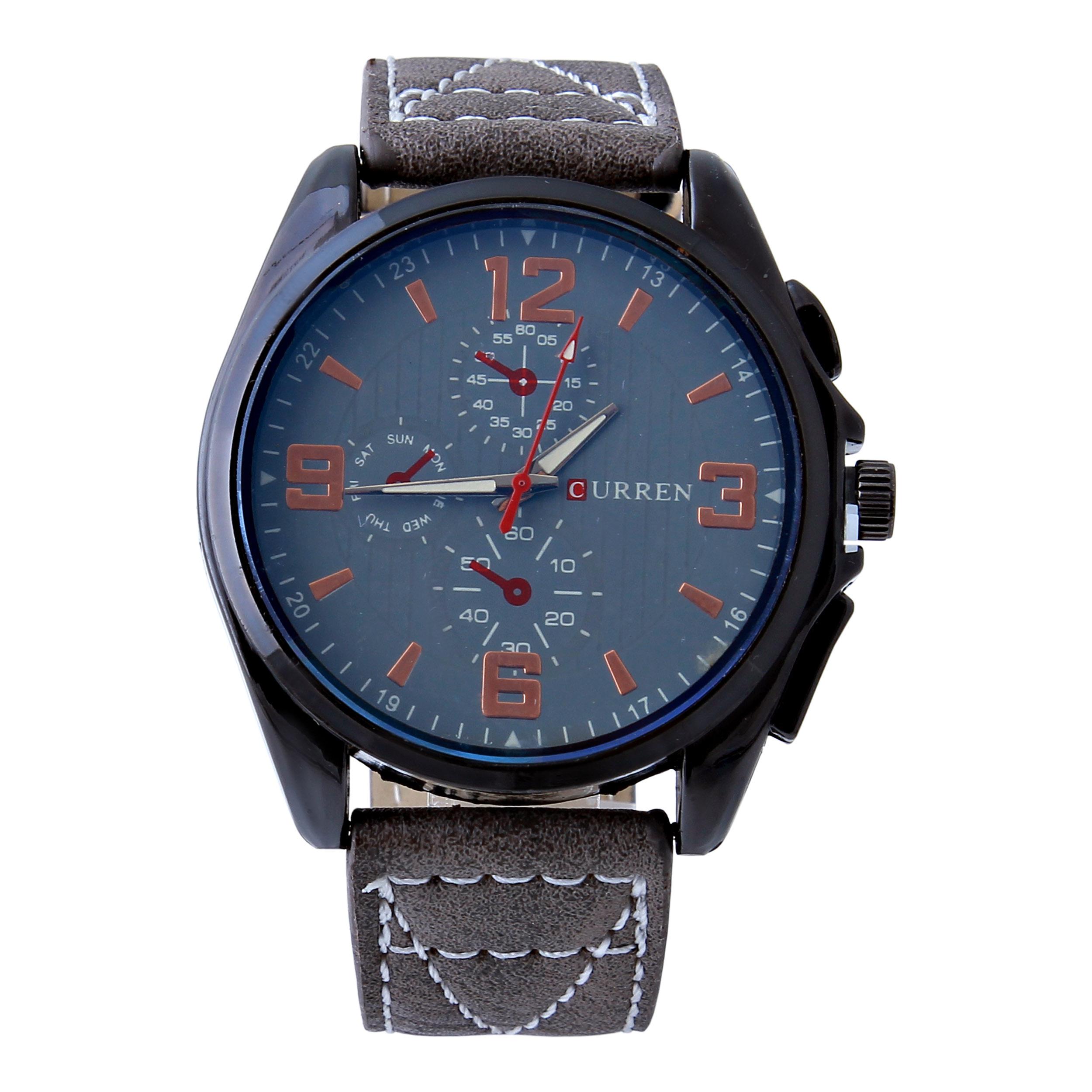 قیمت                         ساعت مچی عقربهای مردانه مدل WHM_162