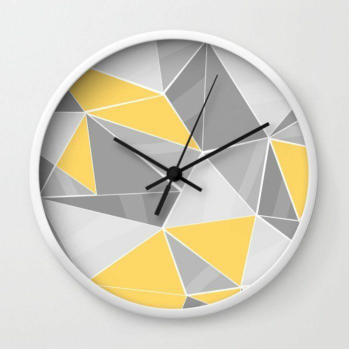 ساعت دیواری فلزی ژیوار استور مدل لایت