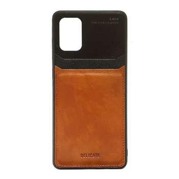کاور مدل delicate مناسب برای گوشی موبایل سامسونگ galaxy A51