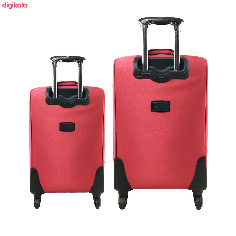 مجموعه دو عددی چمدان مدل MR009 main 1 1