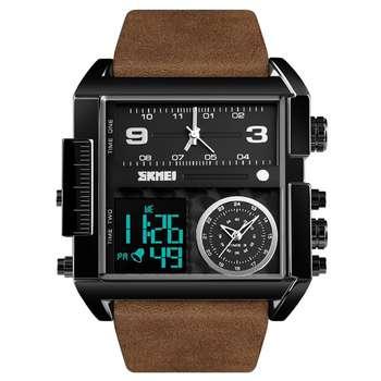 ساعت مچی عقربه ای مردانه اسکمی مدل 91-13
