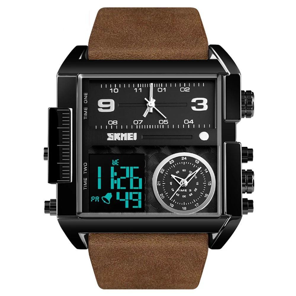 ساعت مچی عقربه ای مردانه اسکمی مدل 91-13 -  - 2