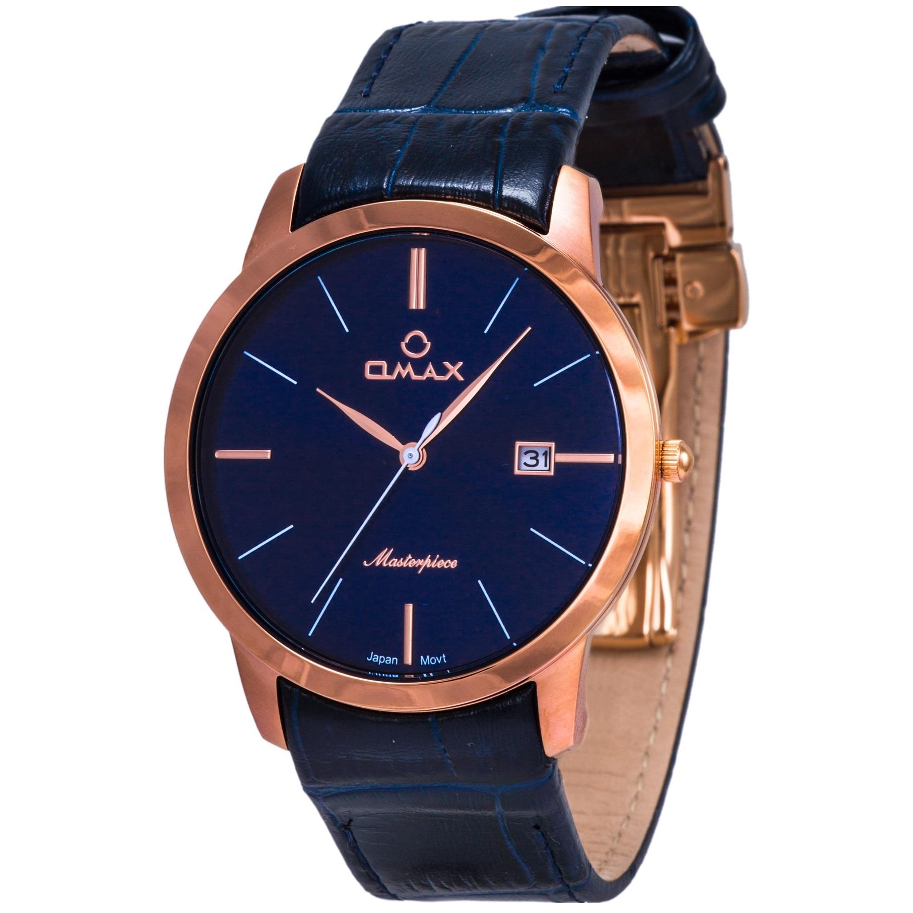 قیمت                      ساعت مچی عقربهای مردانه اوماکس مدل MG01R44I