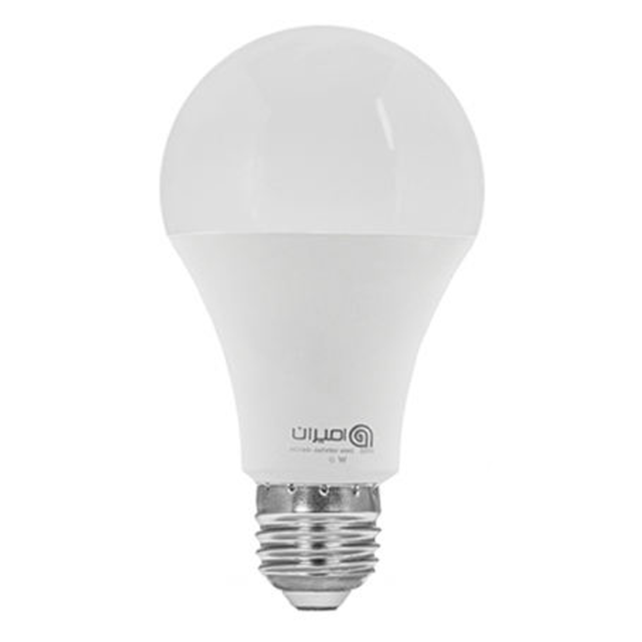 لامپ ال ای دی 9 وات امیران کد 609 پایه E27
