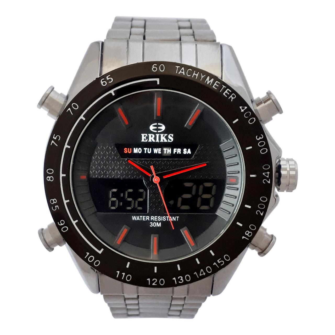 ساعت مچی دیجیتال مردانه اریکس مدل 909G