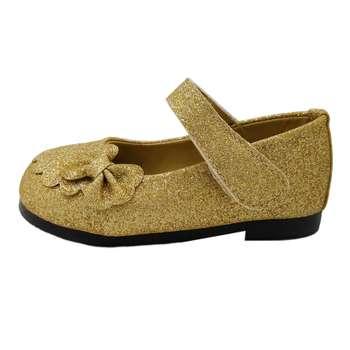 کفش دخترانه یادگاری مدل پاپیونی 1