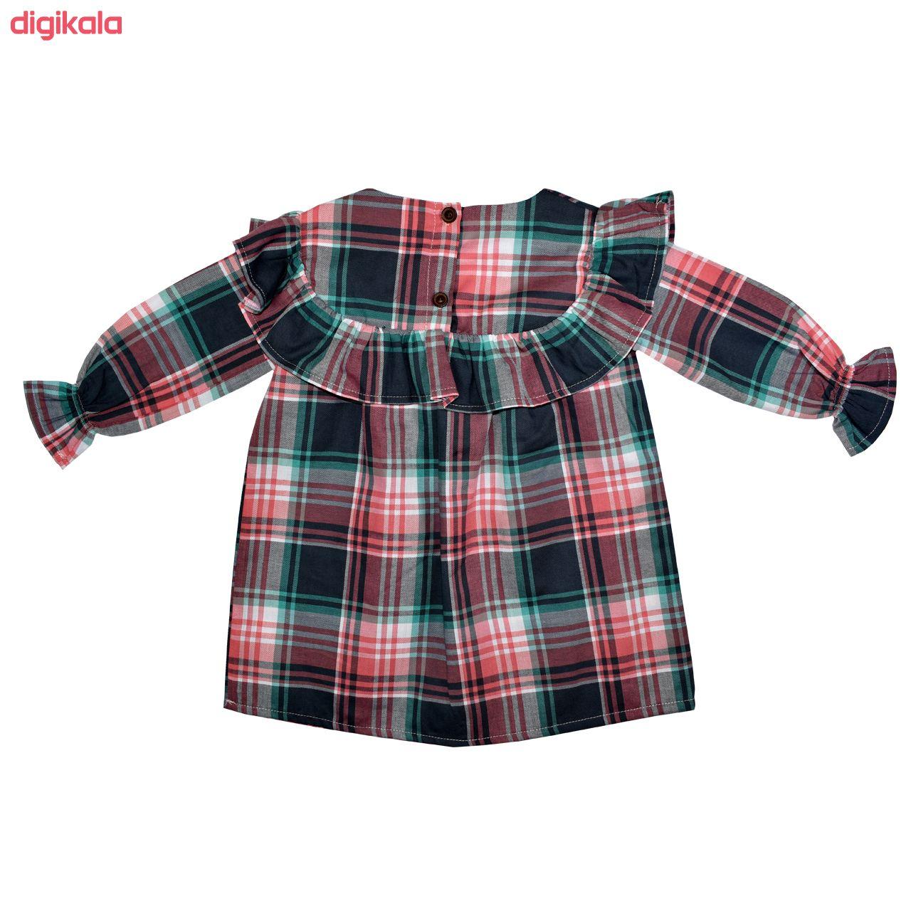 پیراهن دخترانه نیروان مدل 101096 -1 main 1 2