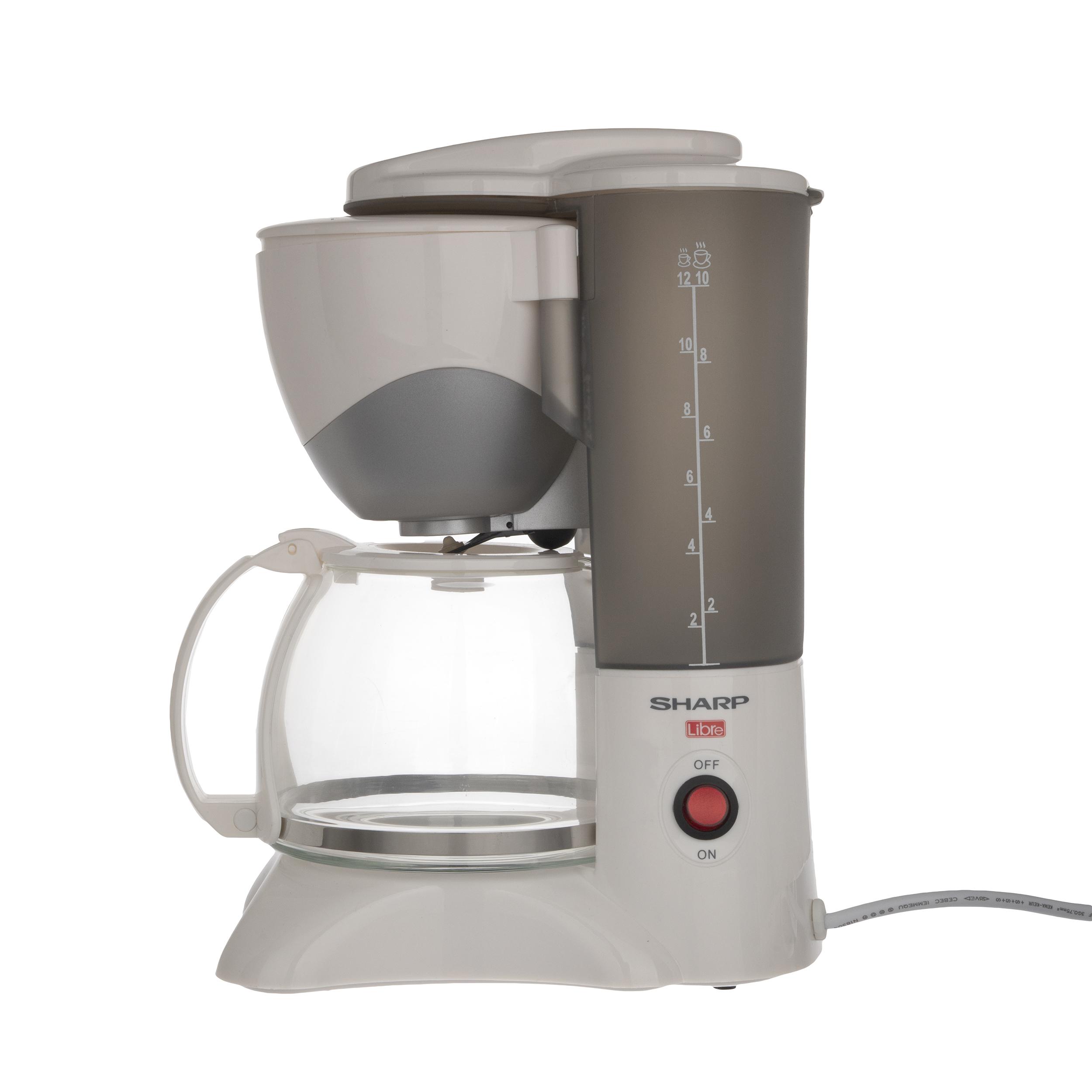قهوه ساز شارپ مدل HM-80L W-2