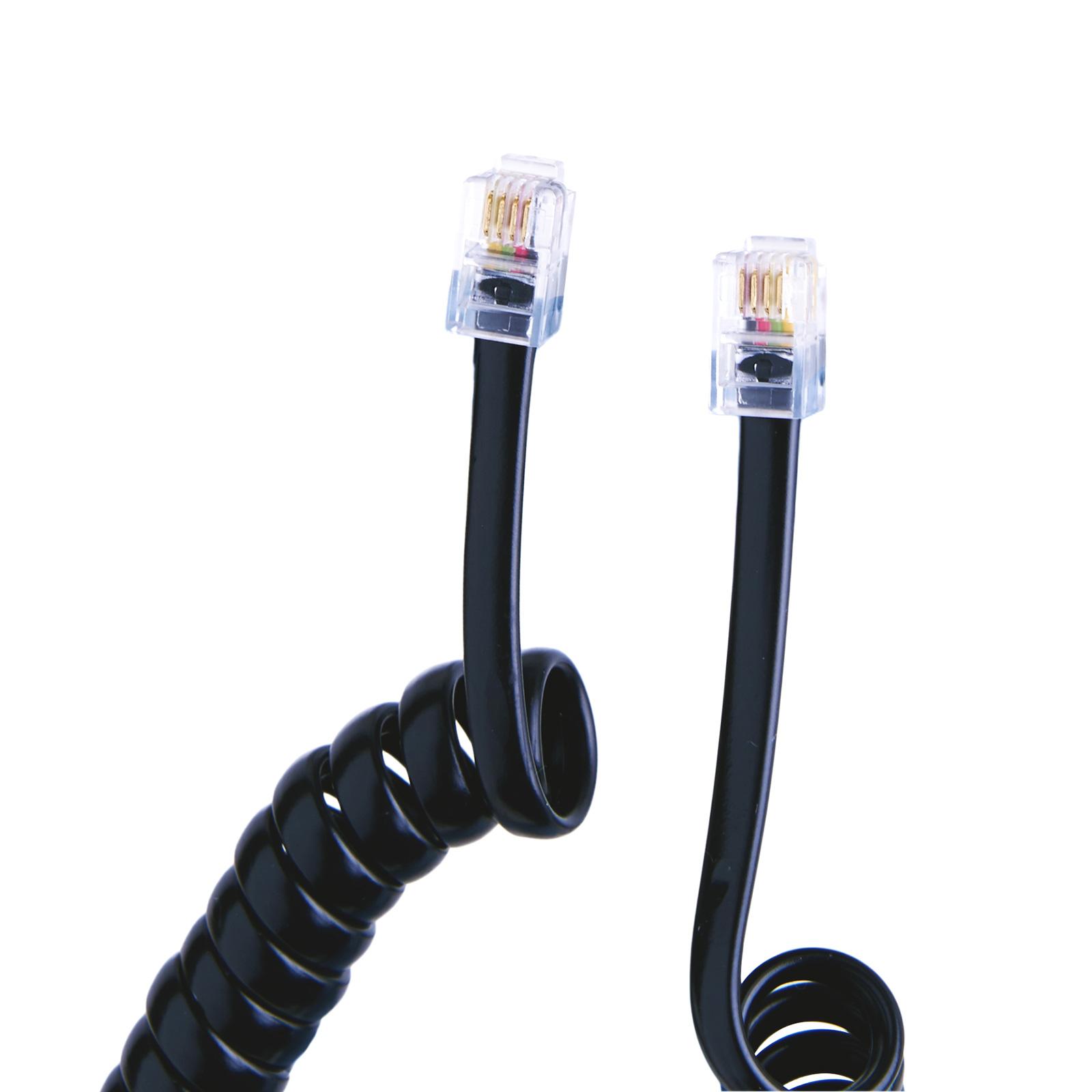 کابل تلفن دایو مدل DT800B طول 2.5 متر