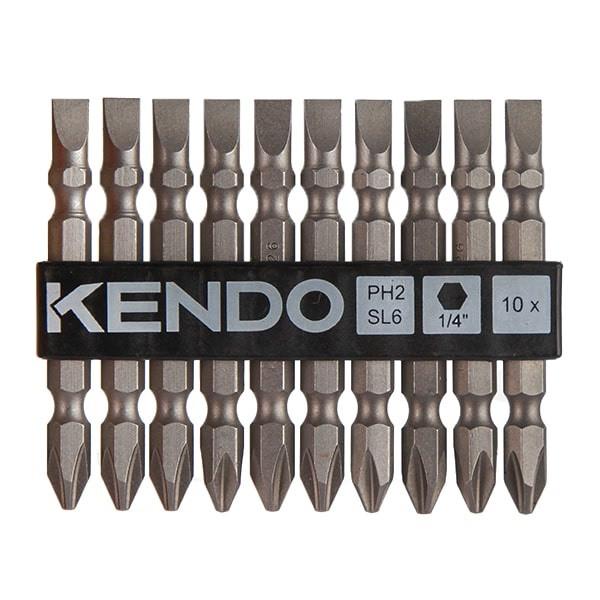 مجموعه 10 عددی سر پیچ گوشتی کیندو مدل KE-25404720