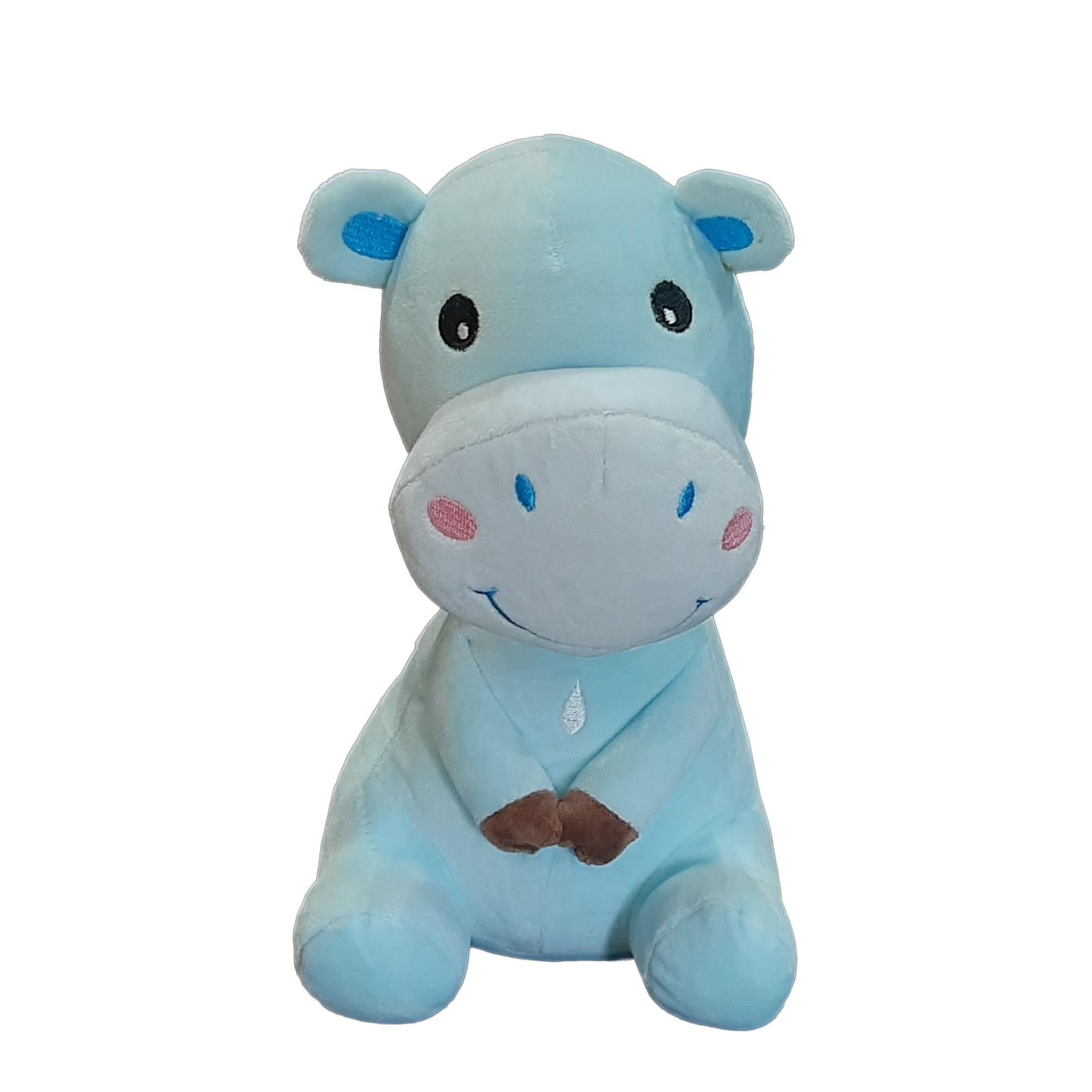عروسک طرح گاو مزرعه  کد a1031  ارتفاع  26 سانتی متر