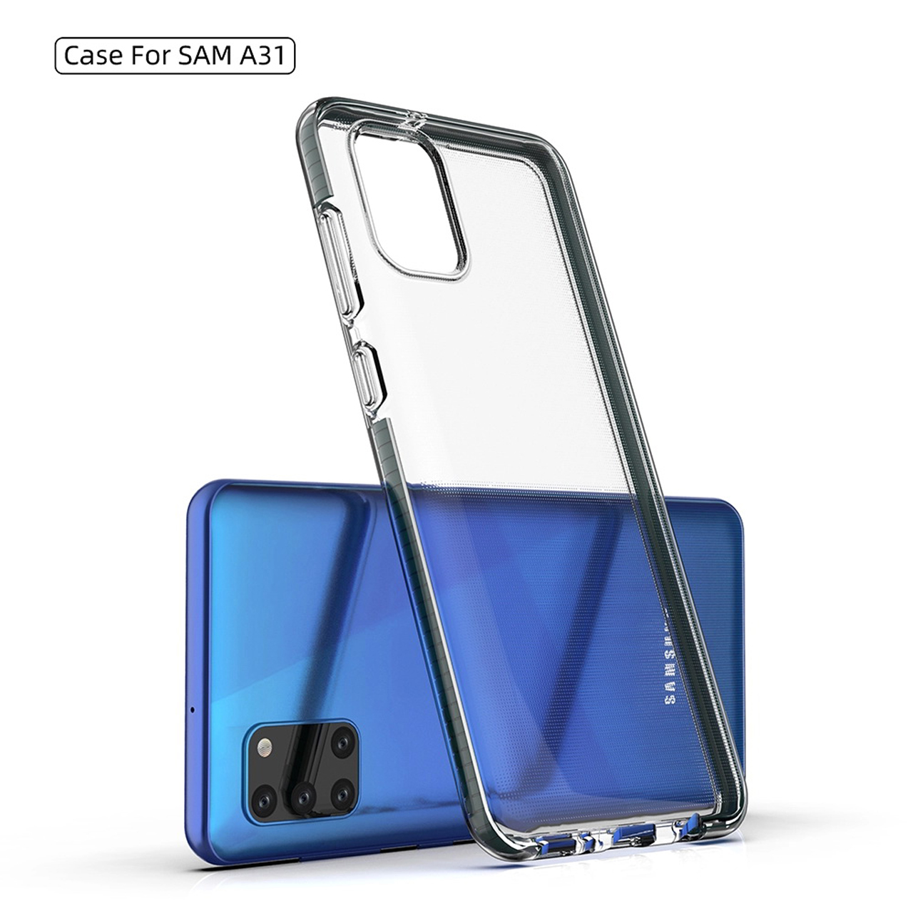 کاور رینیکا مدل Co111ers مناسب برای گوشی موبایل سامسونگ Galaxy A31