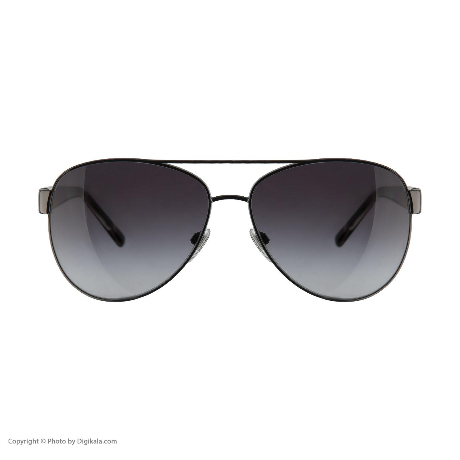 عینک آفتابی زنانه بربری مدل BE 3084S 12278G 60 -  - 3