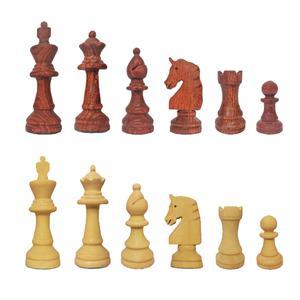 مهره شطرنج صنایع چوب ئاسک مدل pyramid