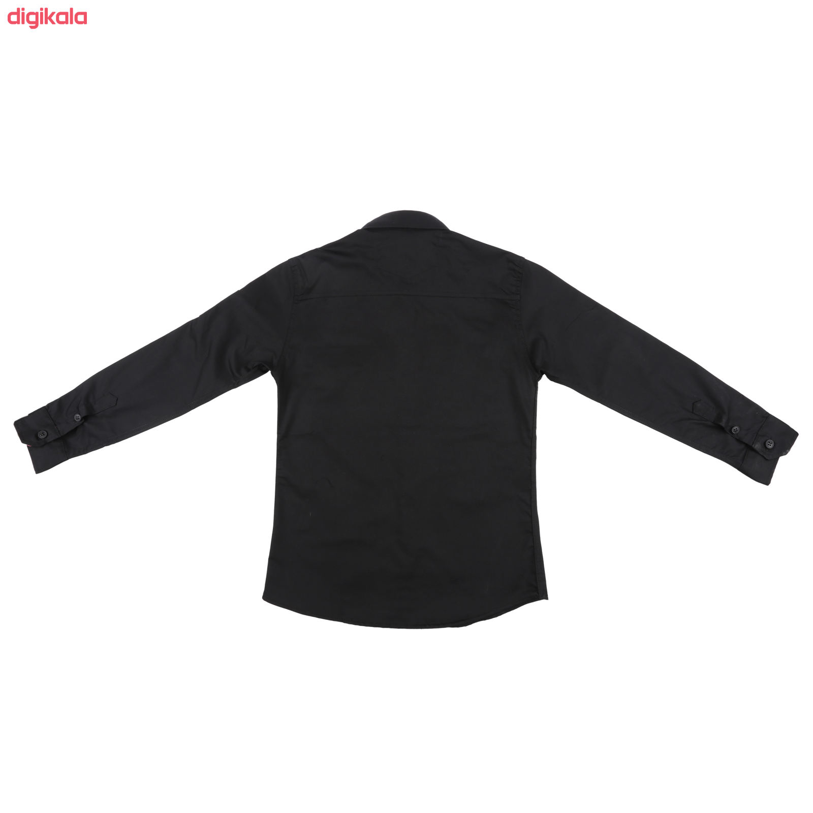 پیراهن پسرانه ناوالس کد 20119-BK main 1 2