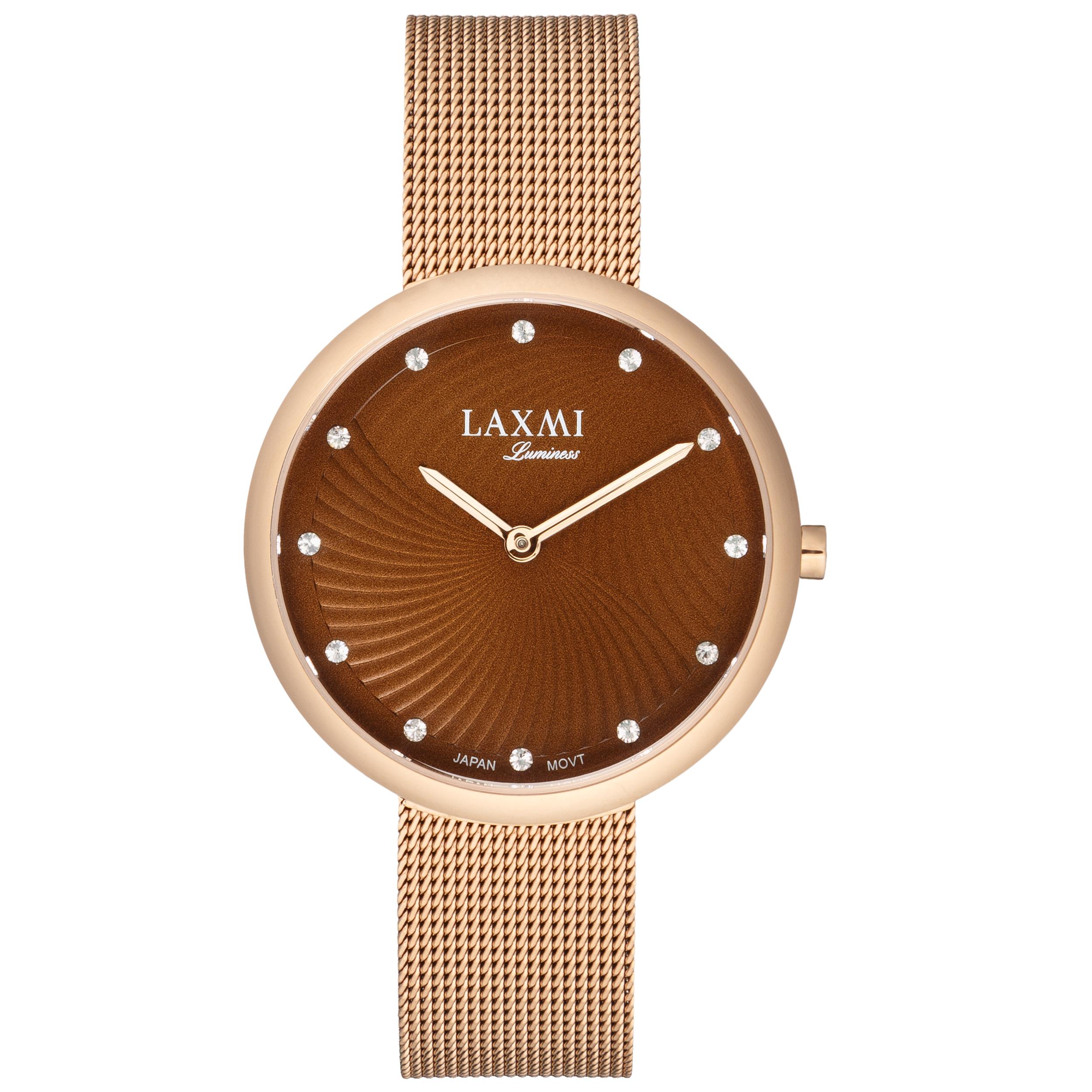 خرید و قیمت                      ساعت مچی  زنانه لاکسمی کد 3-8030