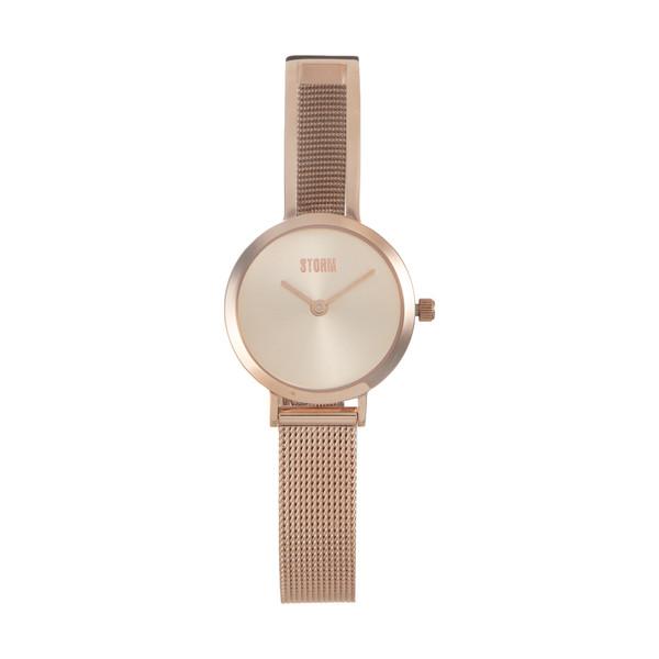 ساعت مچی عقربه ای زنانه استورم مدل ST 47386-RG