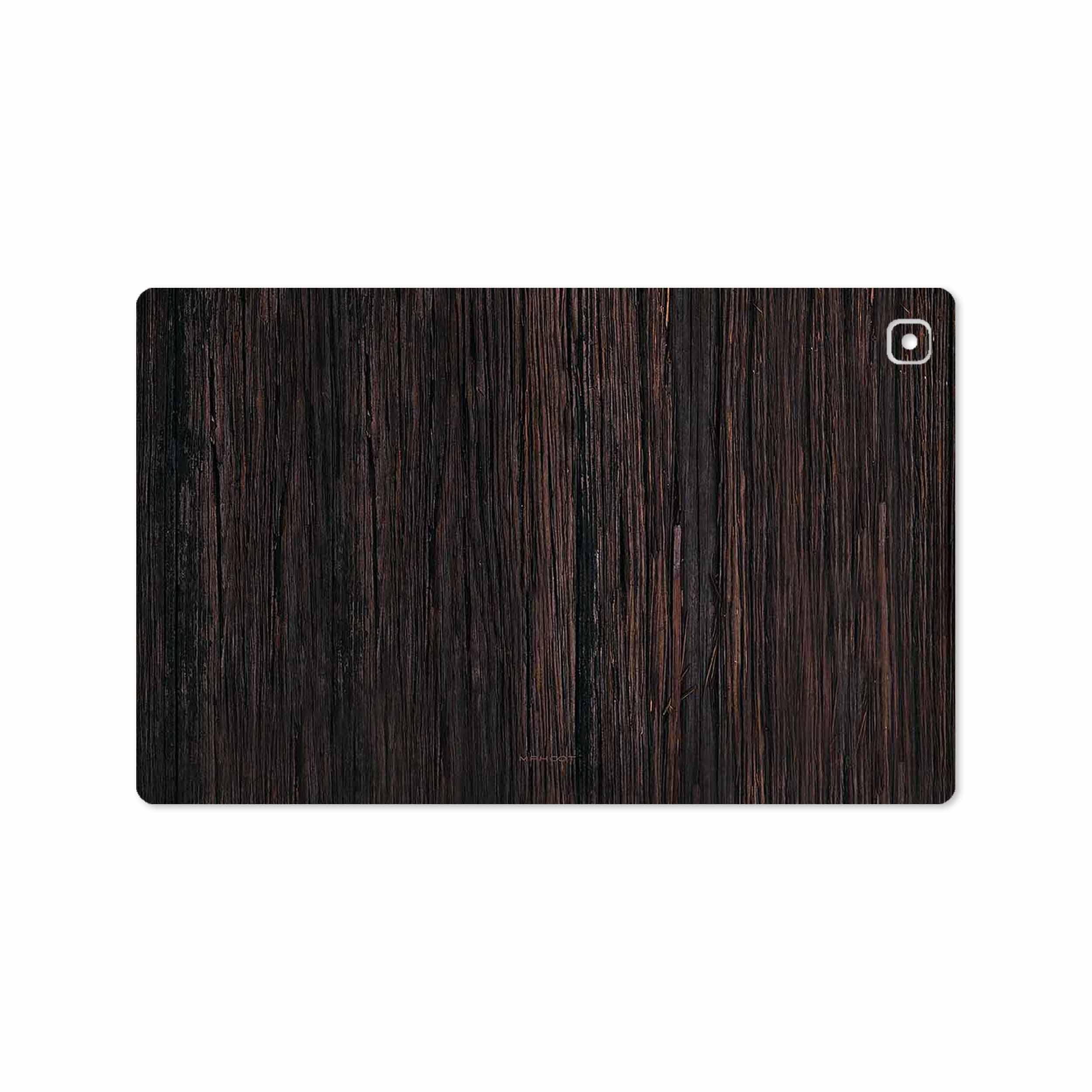 بررسی و خرید [با تخفیف]                                     برچسب پوششی ماهوت مدل Burned Wood مناسب برای تبلت سامسونگ Galaxy Tab A7 10.4 LTE 2020 T505                             اورجینال