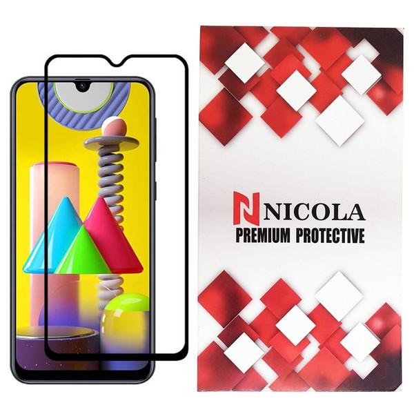 محافظ صفحه نمایش نیکلا مدل N_9 مناسب برای گوشی موبایل سامسونگ Galaxy M31