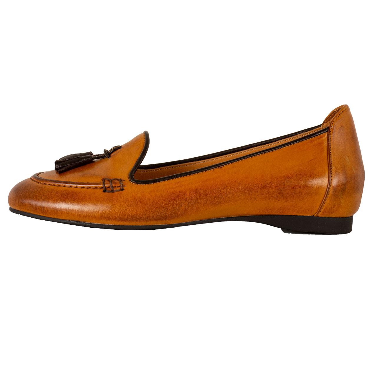 کفش زنانه پارینه چرم مدل show36
