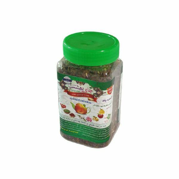 دمنوش مخلوط میوه ای چای بهشت - 170 گرم