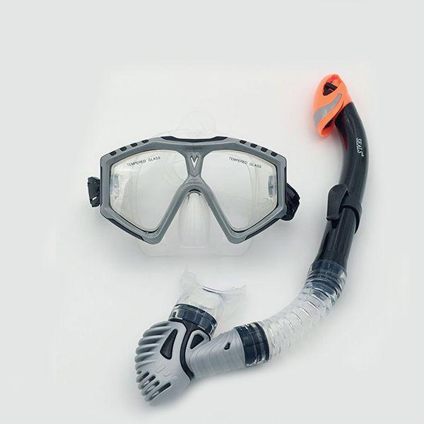 عینک و اسنورکل شنا سیلز مدل M73SN25