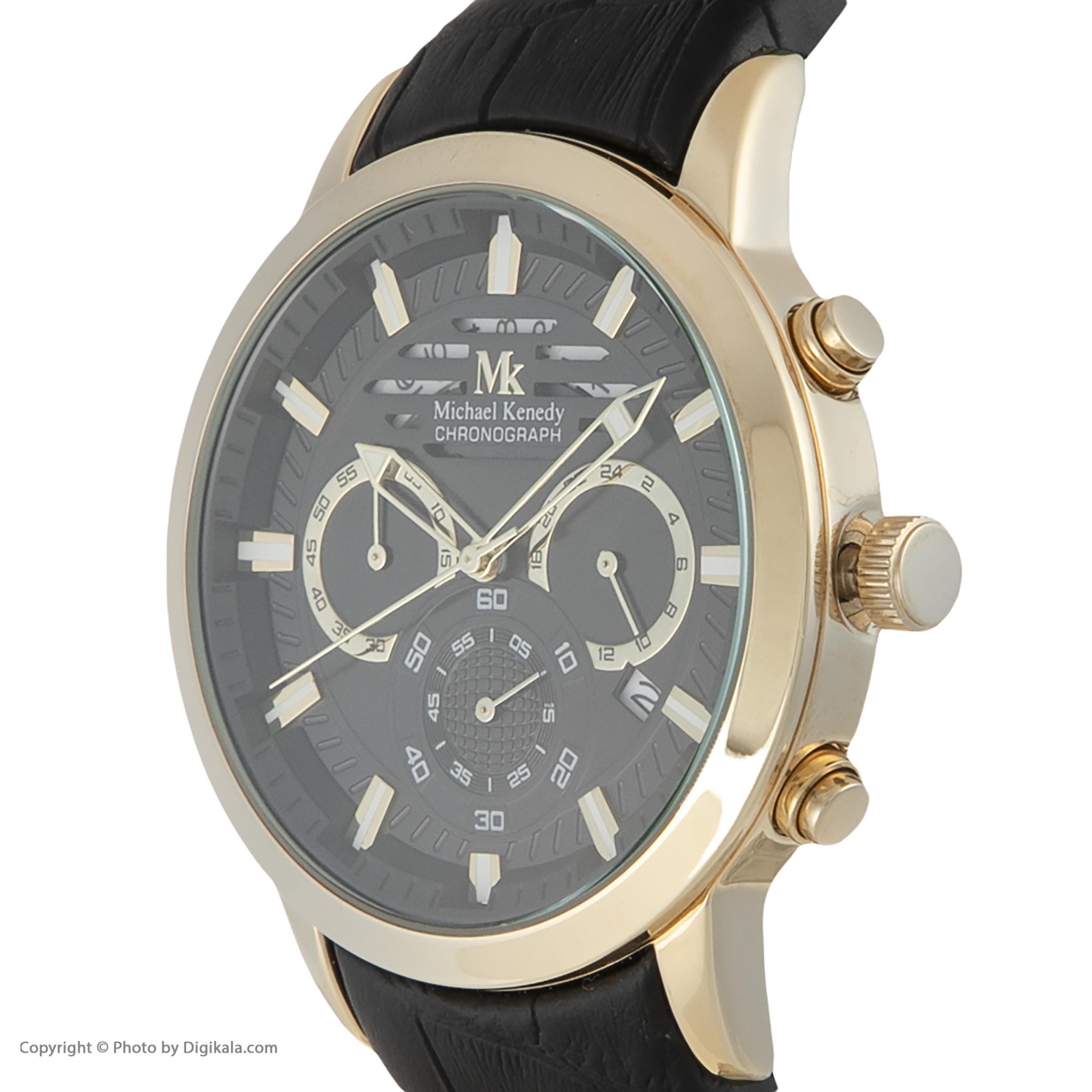 ساعت مچی عقربه ای مایکل کندی مدل MK 0571