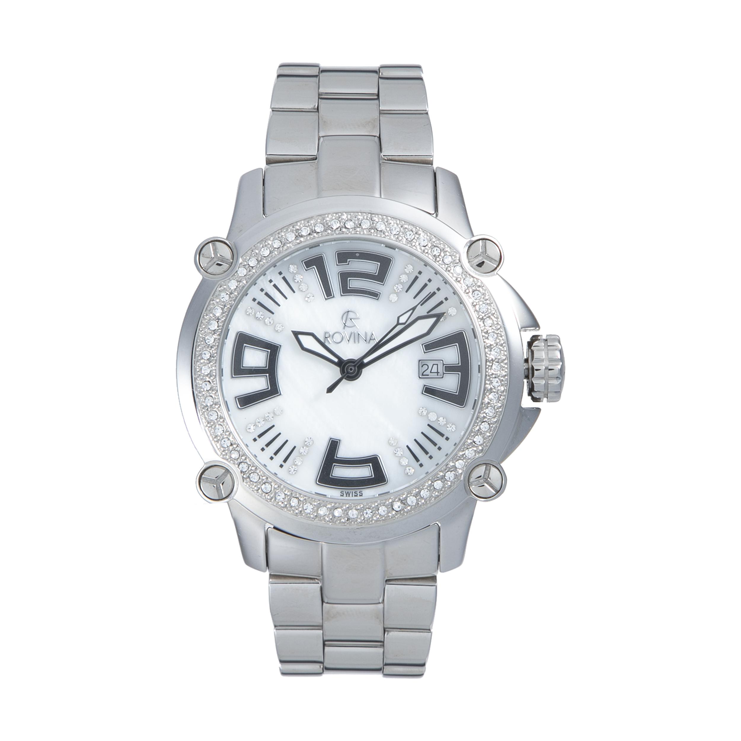 خرید و قیمت                      ساعت مچی  زنانه روینا مدل 57131-L1BW