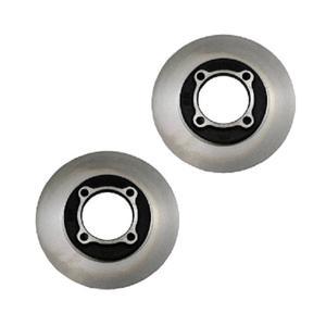 دیسک ترمز چرخ جلو مناسب پراید بسته دو عددی