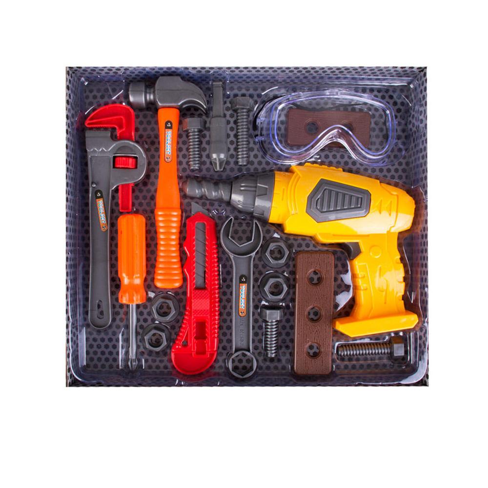 ست اسباب بازی ابزار کودک فشن تول ست کد 1121