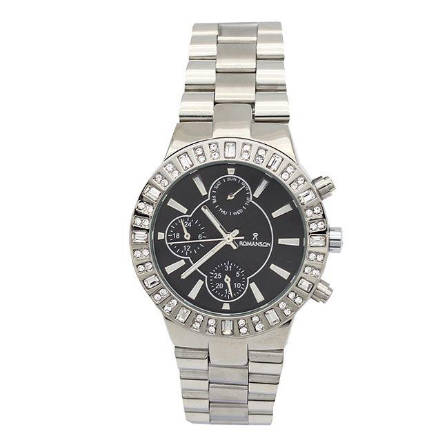ساعت مچی عقربه ای زنانه رومانسون مدل 087278