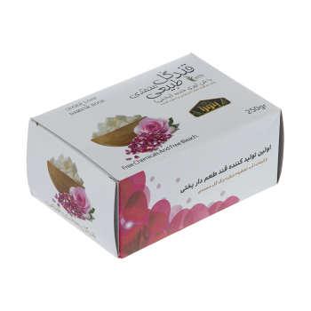 قند بنورا با طعم گل محمدی - 250 گرم