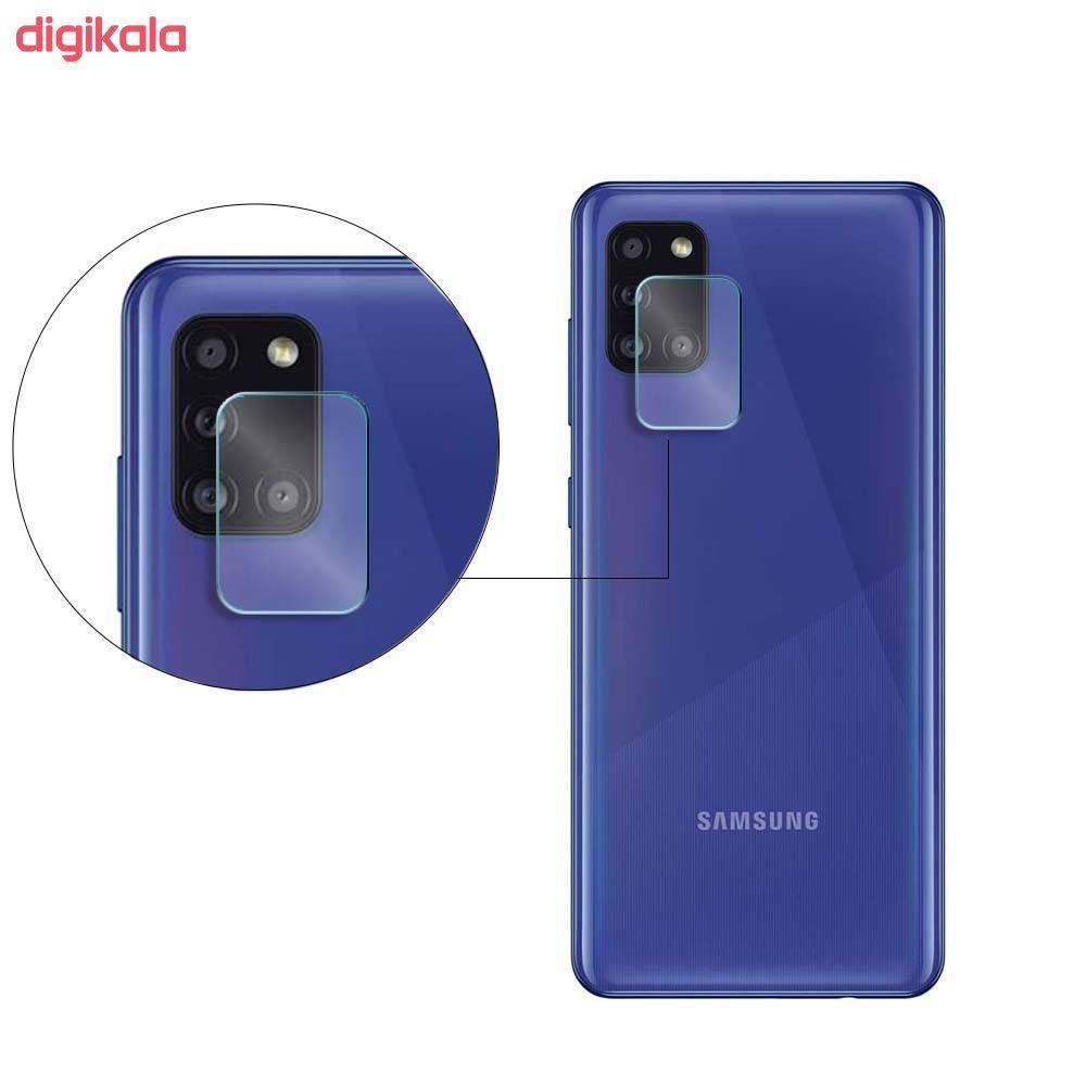 محافظ لنز دوربین روبیکس مدل LZ-01 مناسب برای گوشی موبایل سامسونگ Galaxy A21s  main 1 1