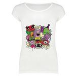 تی شرت زنانه مدل TS01-330 thumb