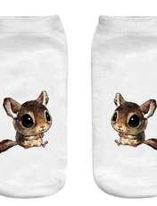 جوراب بچگانه طرح موش کد o39 -  - 1