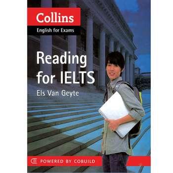 کتاب Collins Reading for IELTS اثر Els Van Geyte انتشارات هدف نوین