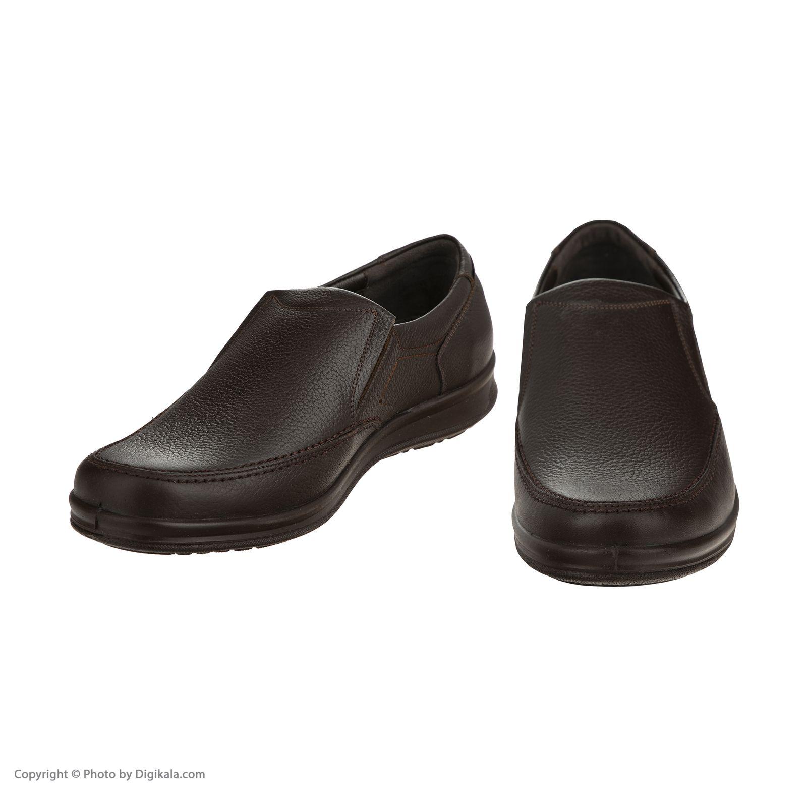 کفش روزمره مردانه بلوط مدل 7296A503104 -  - 6