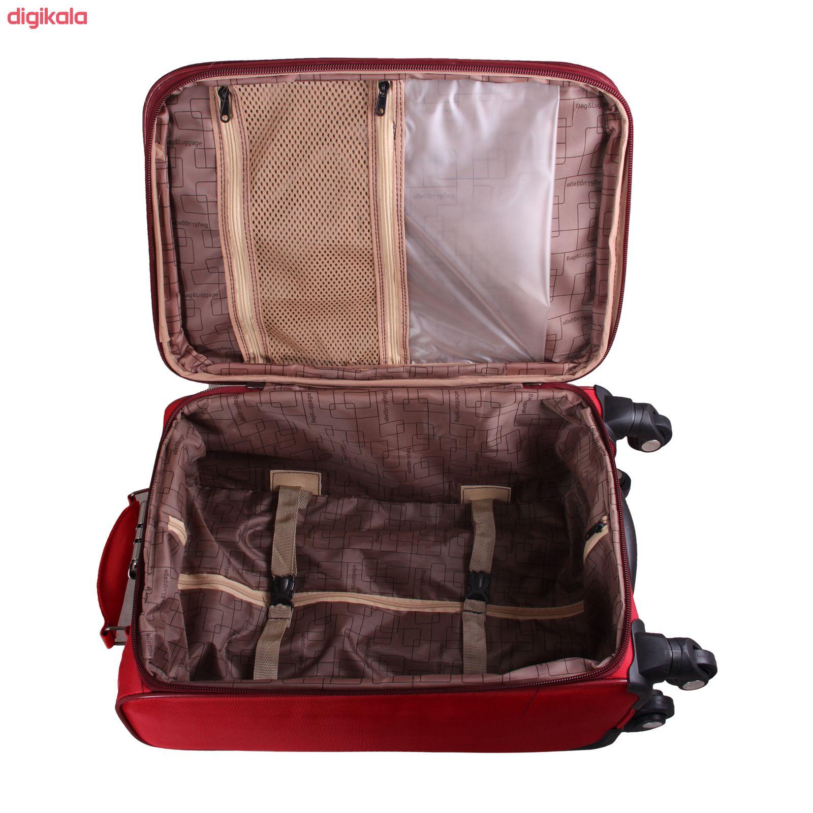 مجموعه سه عددی چمدان کدA1034 main 1 19