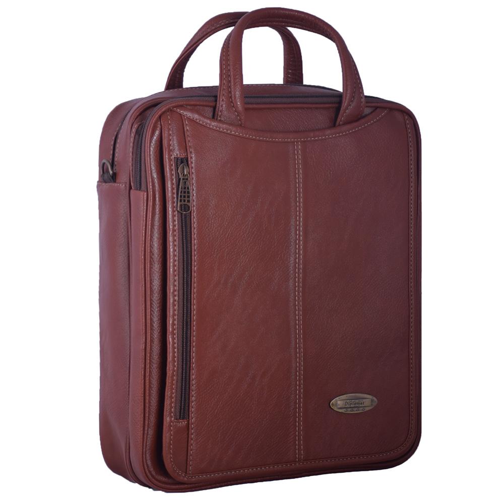 کیف دستی چرم ما مدل SM-12 -  - 8